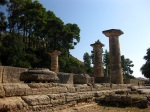 katakolon / olympia greece